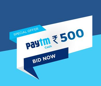 Rs. 500 PayTm Cash