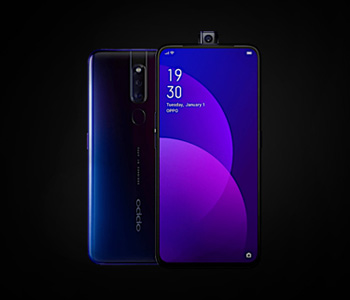 OPPO F11 Pro (Thunder Black, 6GB RAM, 128GB Storage)