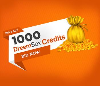 1000 DreemBox Credits