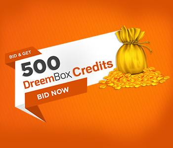 500 DreemBox Credits